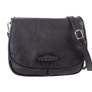 Leather Clasp Cross Body