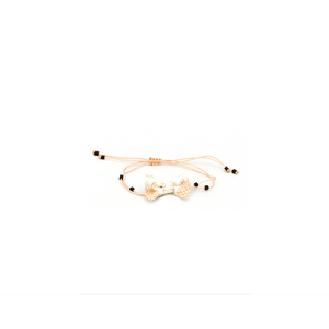 Pinesalmon Bow Bracelet