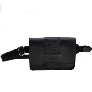 "Belt bag ""Afroditi"" - all day, δέρμα, minimal, μικρές"