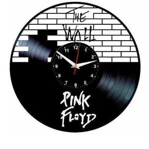 Pink Floyd Vinyl Records Wall Clock - The Wall