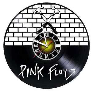 Pink Floyd Vinyl Records Wall Clock - The Wall-Hummers March