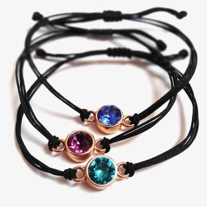 3Colors Bracelet Set - Rose Gold