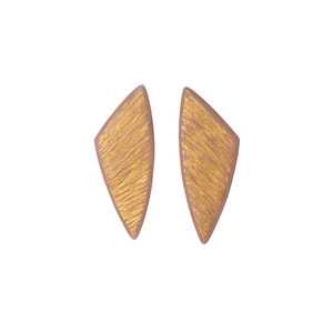 """Immortal"" geometrical stud modern earrings"