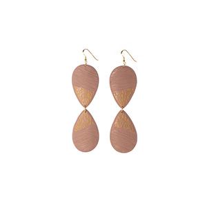 """Orion"" elegant fashion statement earrings"