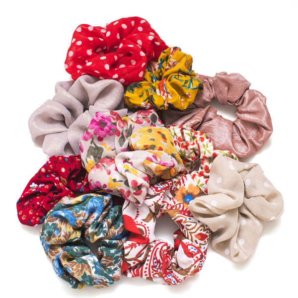 Summer Scrunchies Set 2τμχ