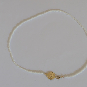 Coin Necklace - τσόκερ