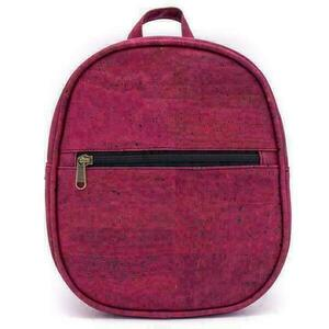 Cork Red Backpack