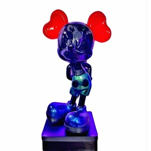 "iLove Mickey Desk Lamp ""GeNeCis Black Edition"""